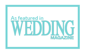 As featured in Wedding Magazine